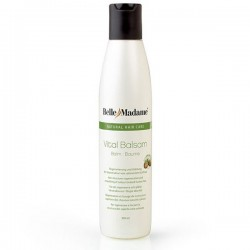 Belle Madame Human Hair Vital Balsam 1000ml