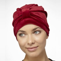 Velveteen Turban
