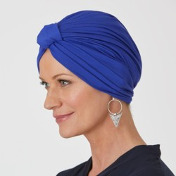Bamboo Pleated Turban