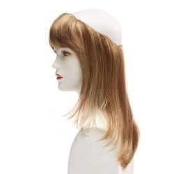 Style 2115 Luxury Cap Hair - Long Fringe Cap - Honey-Mix (12A/25R/28)