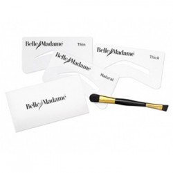 Belle Madame Eyebrow Stencil Set