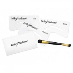 Belle Madame Eyebrow Stencil Set