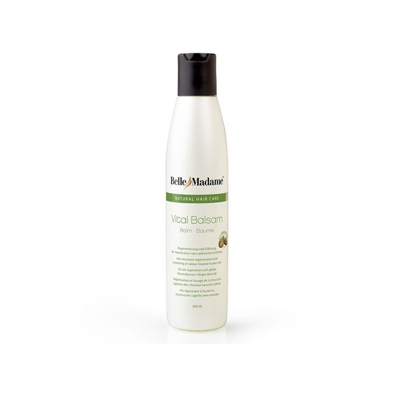 Belle Madame Human Hair Vital Balsam 1000ml