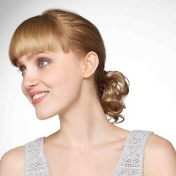 Dainty Clip Hairpiece